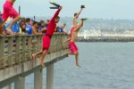 junior guard pier jump