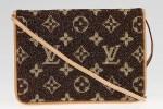 authentic louis vuitton beaded pouchette