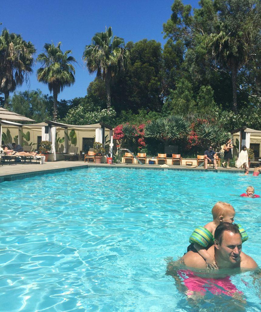 Estancia La Jolla Pool