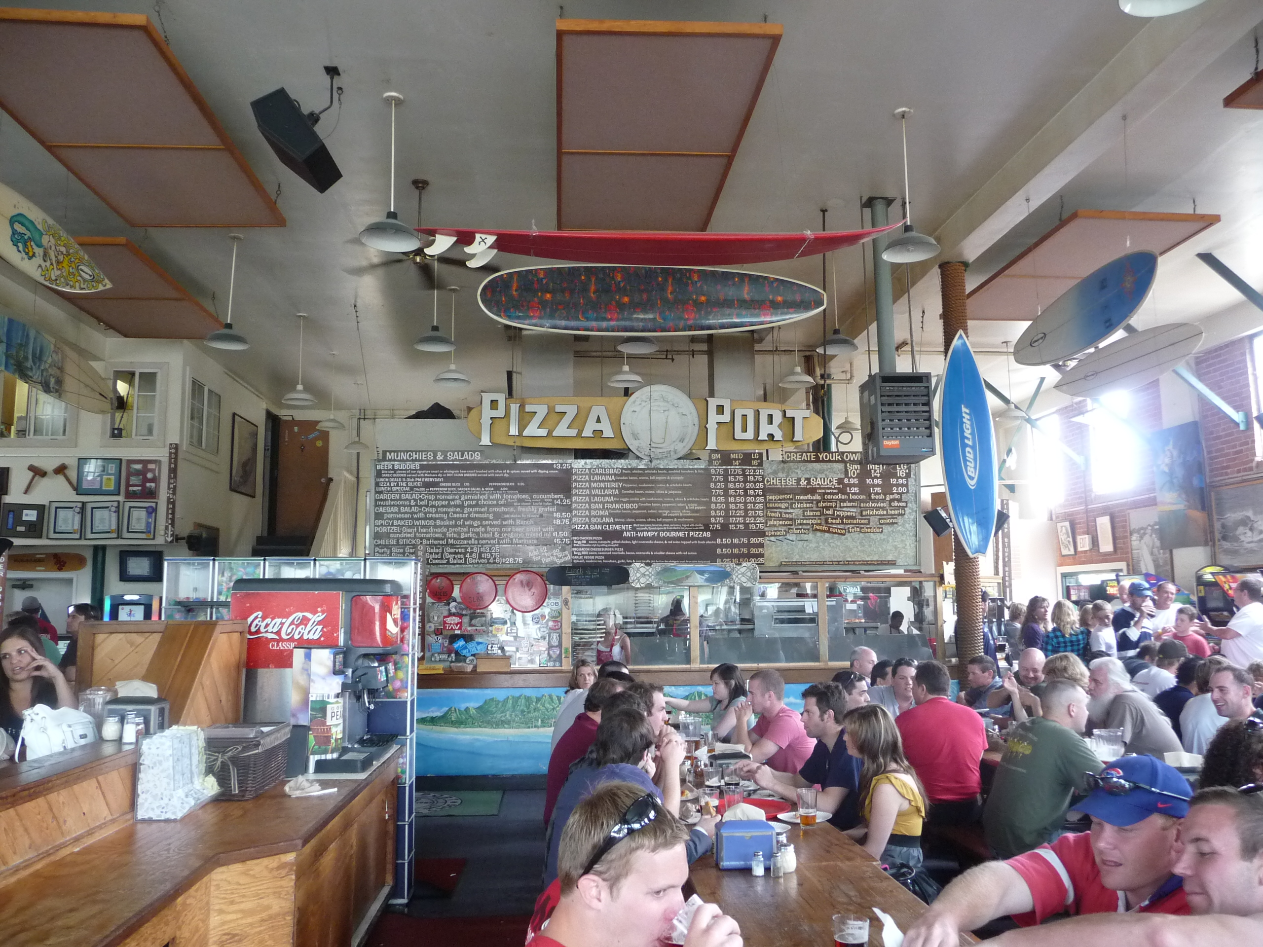 Newport Pizza & Ale House - Ocean Beach - San Diego, CA