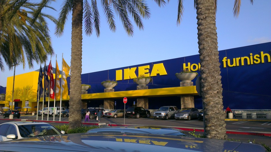 ikea mission valley