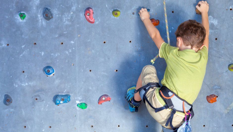 san diego kids indoor rock climbing for kids