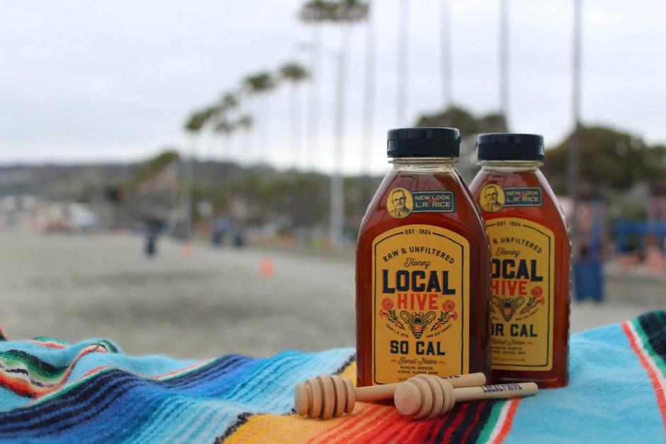 local-hive-honey-socal