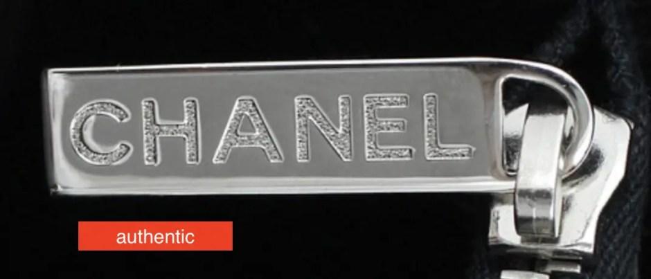 authentic-chanel-zipper