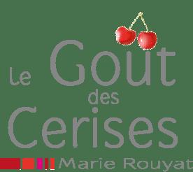 Logo site Le Goût des Cerises, psychothérapie et développement personnel à Saint-Pierre-des-Corps.