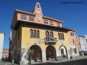 Municipio Muggia - Italie