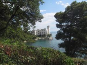 Château de Miramare - Trieste - Italie