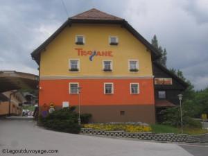 Trojane - Slovénie