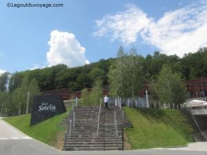 Hotel Sotelia - Slovénie