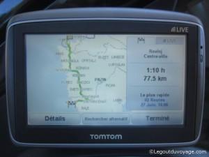 GPS Piran - Rovinj