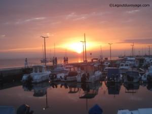 Port de plaisance Koper