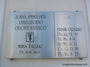 Dentiste Izola
