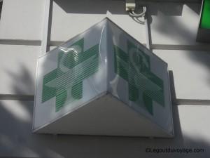 Croix verte Pharmacie