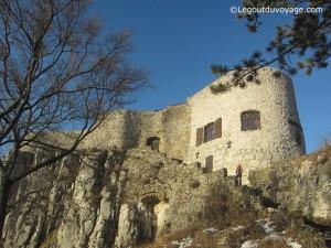Château de Socerb - Slovénie