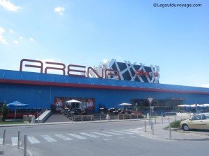 Entertainment Centre Arena
