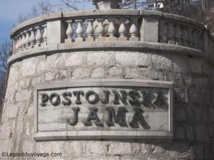 Grottes de Postojna - Slovénie