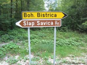 Slap Savica - Slovénie