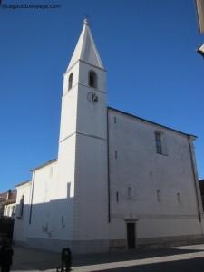 Eglise Saint Marie d'Haliaetum