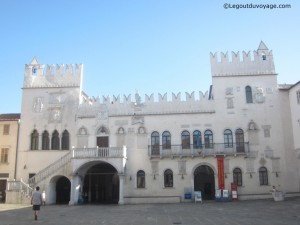 Palais Prétorien - Titov Trg - Koper