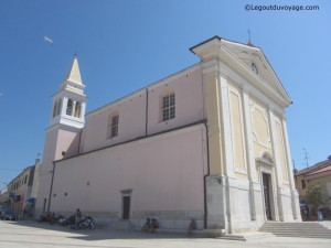 Eglise de Poreč