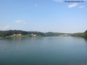 Šmartinsko Jezero - Slovénie