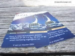 Station de ski Vogel - Slovénie