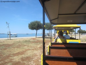 Petit train - Umag