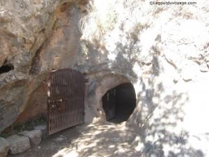 Entrée Grotte Cueva de la Pileta
