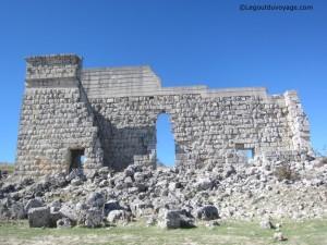 A voir en Andalousie : Yacimiento de Acinipo