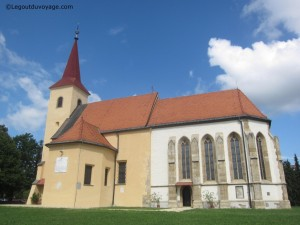 Eglise Saint Ožbalt – Ptuj