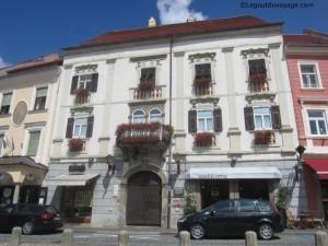 Vieil hôtel de ville - Ptuj