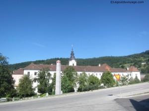Monastère de Stična en Slovénie