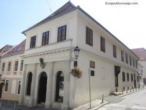 La plus ancienne pharmacie de Zagreb
