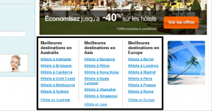 HotelClub.fr - Meilleures destinations en Australie, Asie, Europe