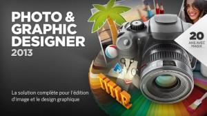 Logiciel Magix photo et Graphic designer 2013