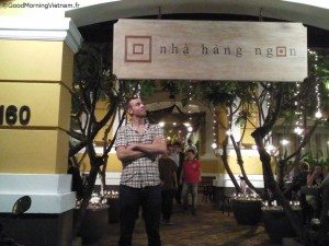 Restaurant Nha Hong Ngon