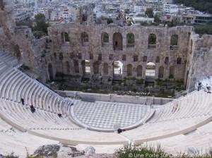 Théâtre d'Hérode Atticus - Athènes
