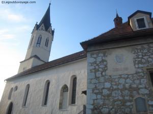 Cathédrale Saint Nicolas – Novo Mesto