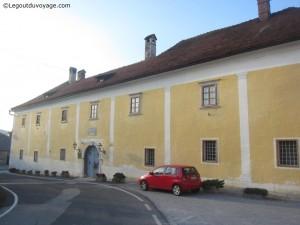 Palais du diocèse – Novo Mesto