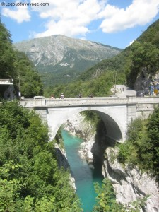 Le Pont de Napoléon - Kobarid