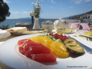 Petit déjeuné continental – Hôtel Milenij - Opatija