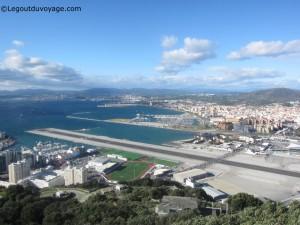 Aéroport de Gibraltar - Visiter Gibraltar
