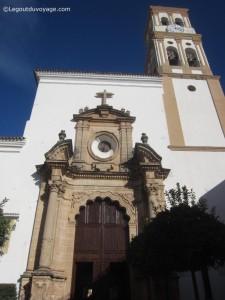 Plaza Iglezia – Marbella – Province de Malaga