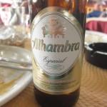 Bière Alhambra