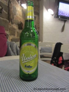 Union Radler GrapeFruit