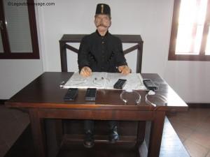 Superviseur de la mine d'Idrija
