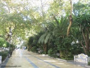Parc Alameda – Marbella – Province de Malaga