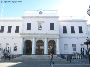 John Mackintosh Hall - Gibraltar