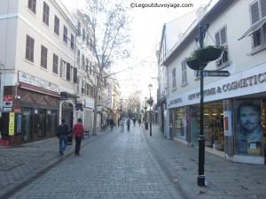 Main Street - Gibraltar
