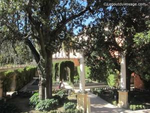 Jardin de la Danza - Alcazar de Séville
